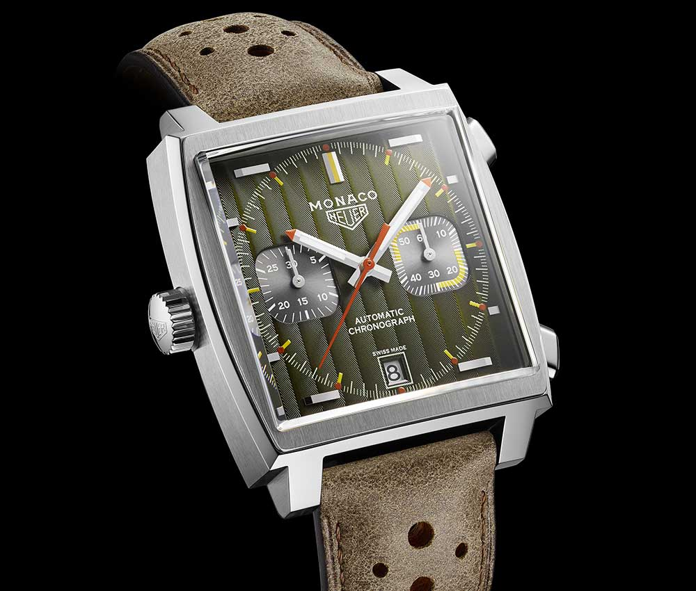 Tag Heuer Monaco 1969-1979 Limited Edition - Продажа и Выкуп Tag Heuer