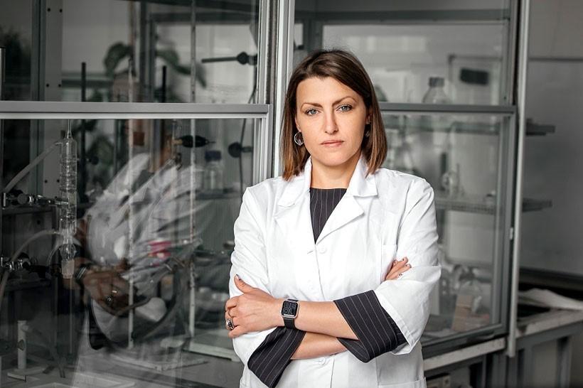 Директор Исследовательской школы химических и биомедицинских технологий ТПУ Марина Трусова