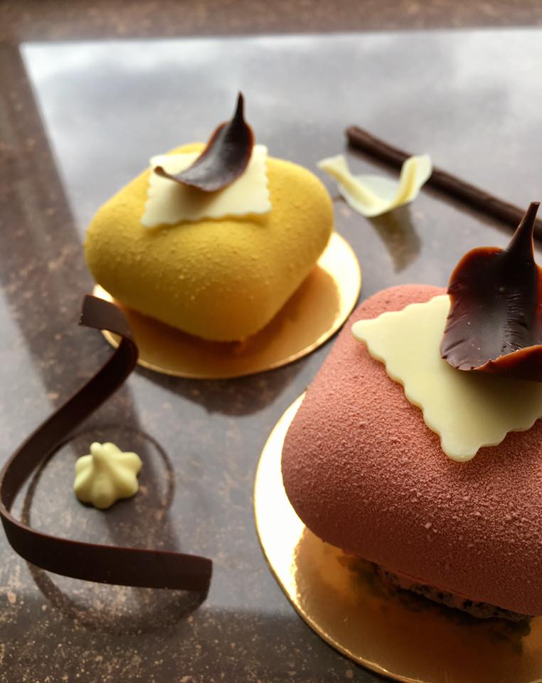 наши десерты