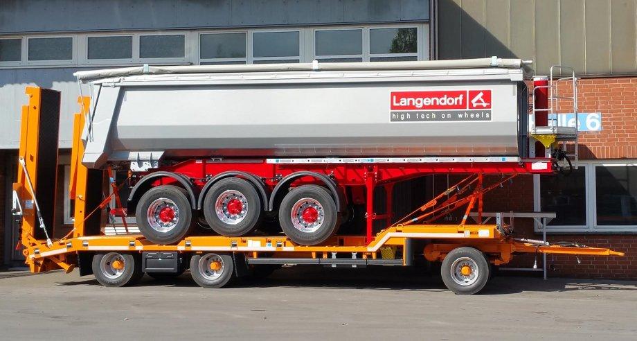 Приобретение Langendorf позволит Wielton S.A. стать третьим по величине производителем полуприцепов в Европе (фото: Langendorf GmbH)