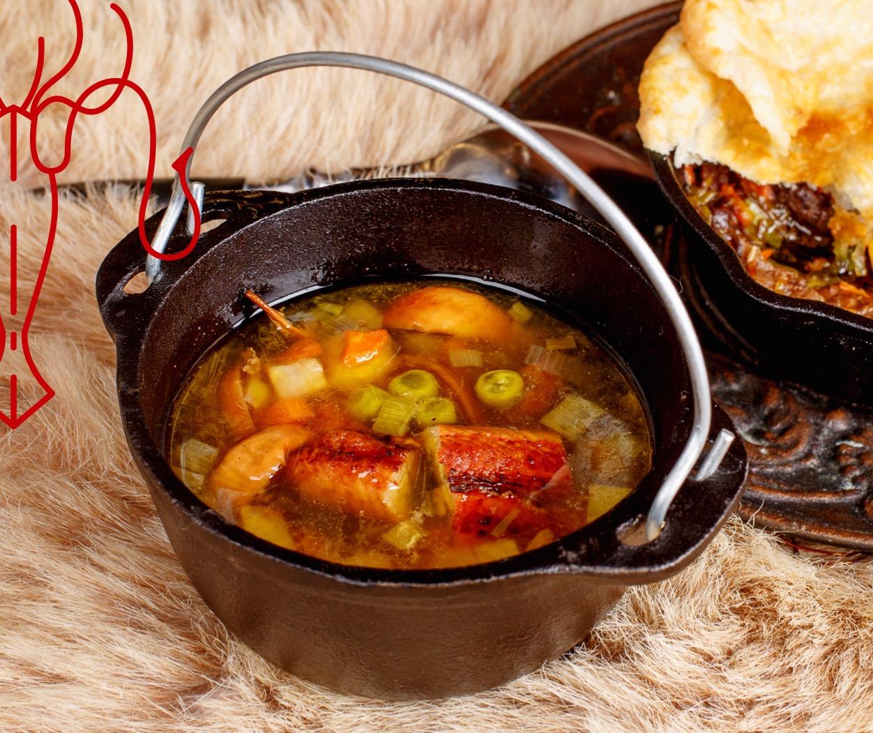 хорош рецепты суп с мясом в картинках совершеннее становятся