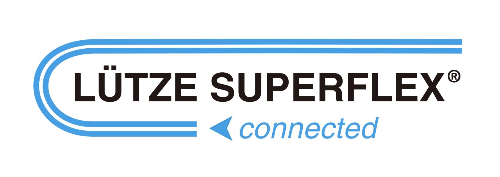 LUTZE SUPERFLEX connected logo