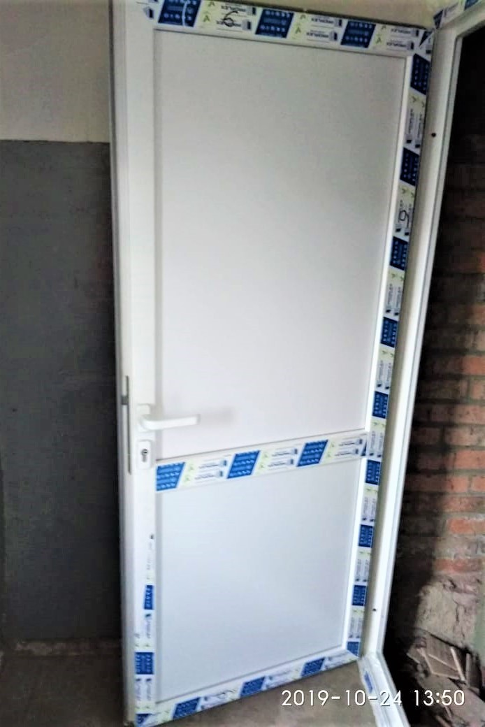 Межкомнатные двери (техникум)