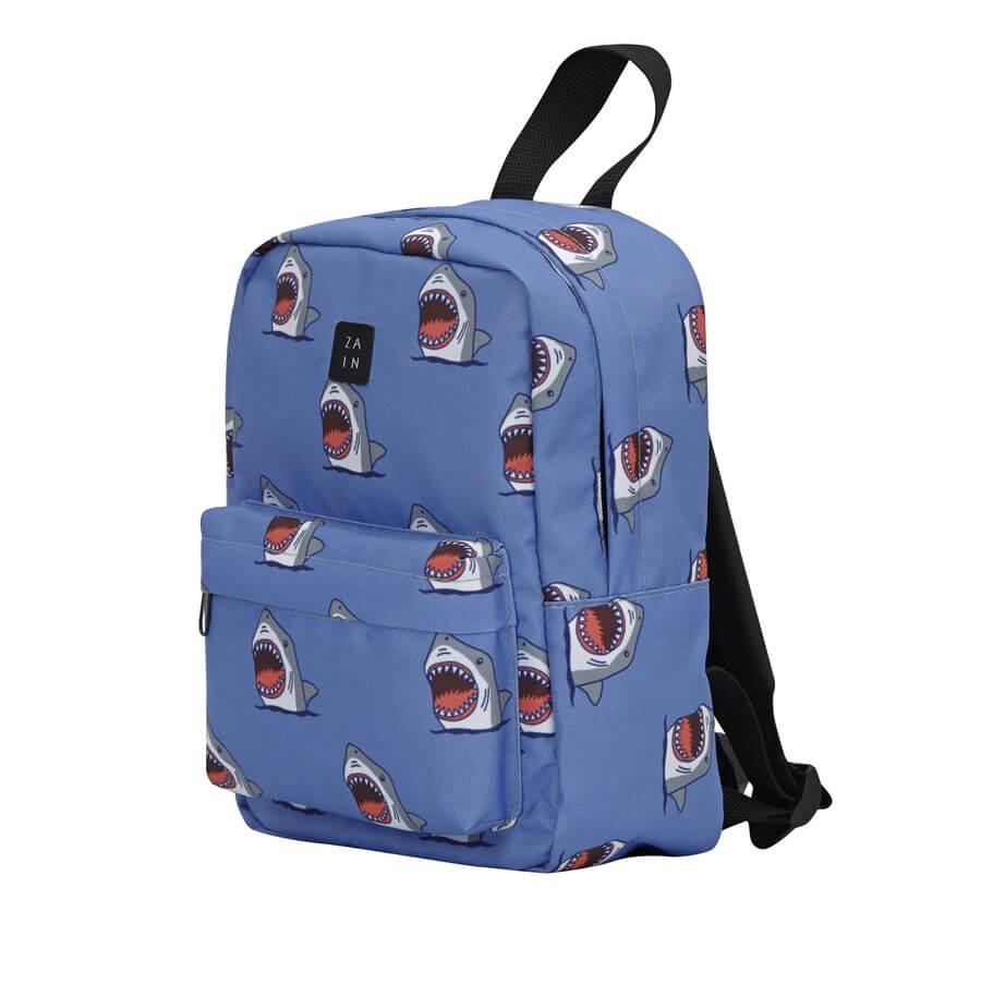 Детский рюкзак Zain Акулы