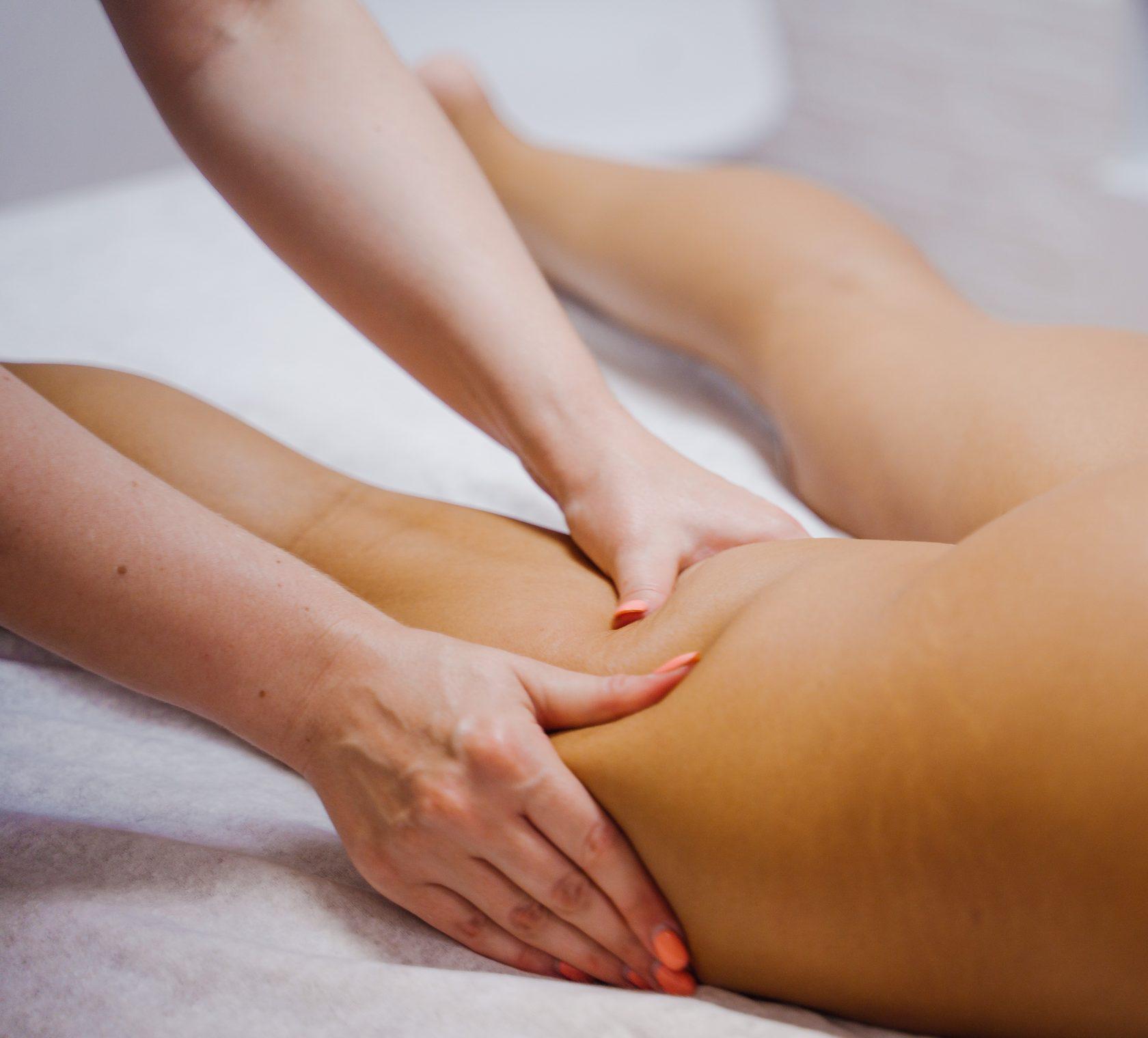 спортивный массаж спб цена