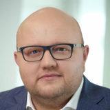 заместитель генерального директора СК «ЛенРусСтрой» Максим Жабин