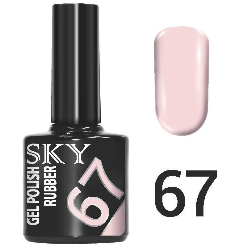 Sky gel №67