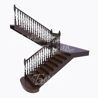 лестница 180