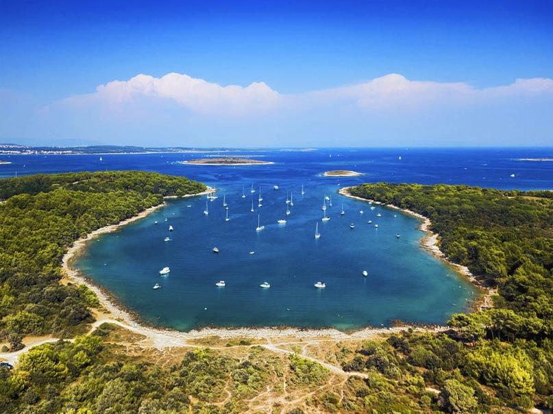 Тур на Яхте по Хорватии