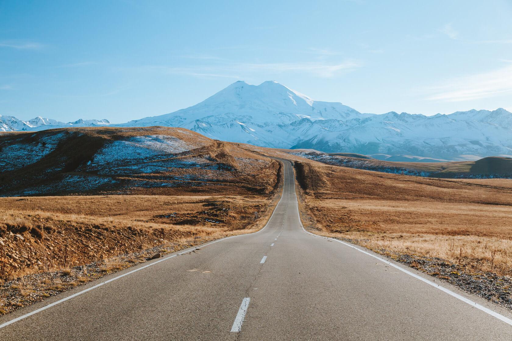 Дорога до Джилы-Су