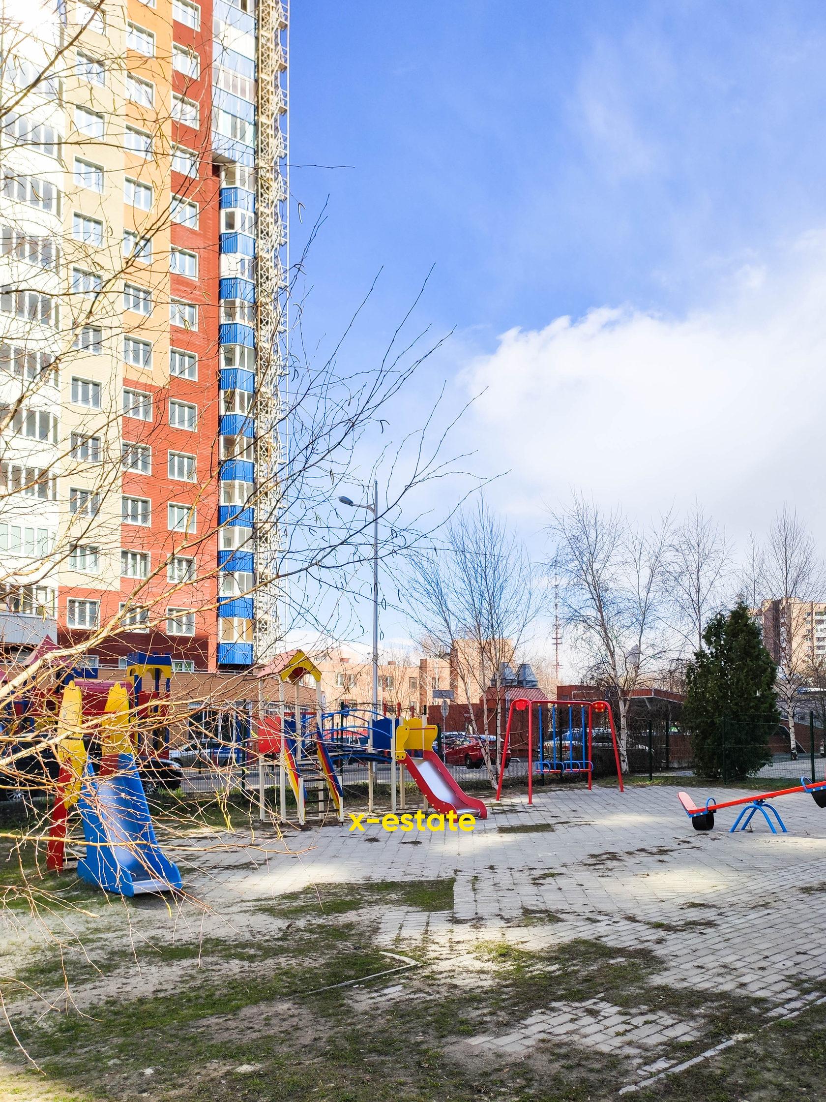 детская площадка монте-плаза