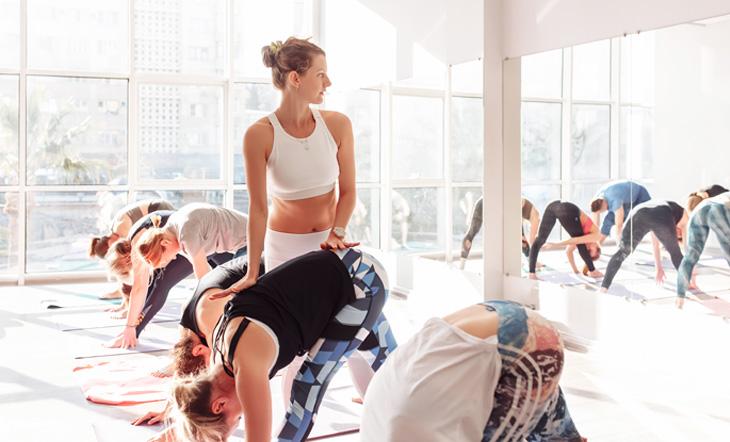Йога Киев индивидуальные занятия