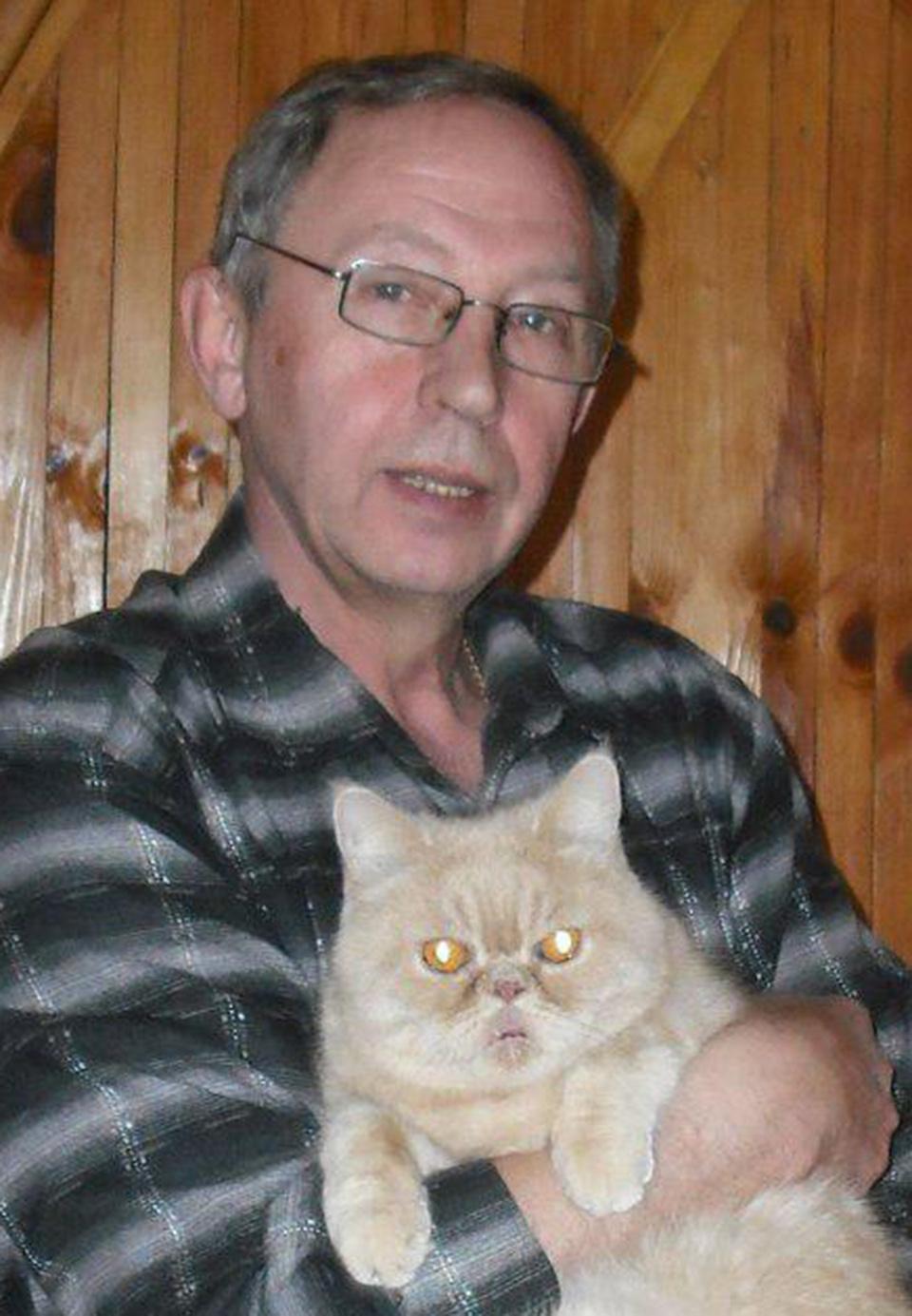 Юрий Налимов, 71 год