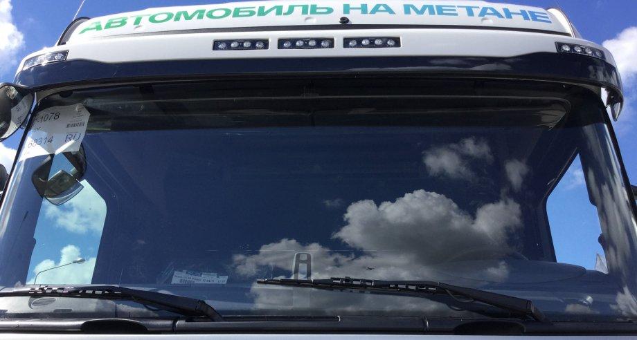 В настоящее время в Башкирии уже действует скидка 20% по транспортному налогу для владельцев газомоторного грузового транспорта (фото: «Скания-Русь»)