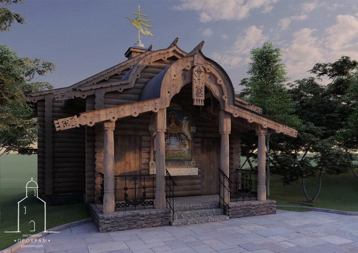 Проект храма, мастерская проект храма