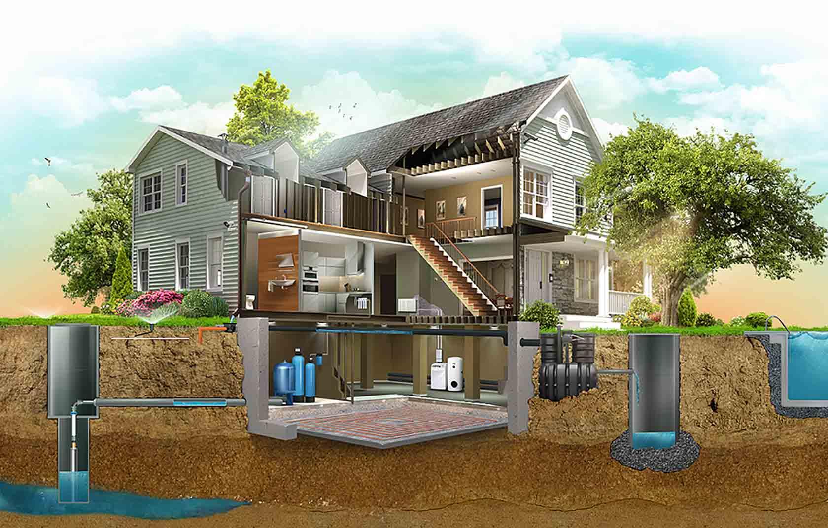 Инженерные системы отопления - монтаж и специфика