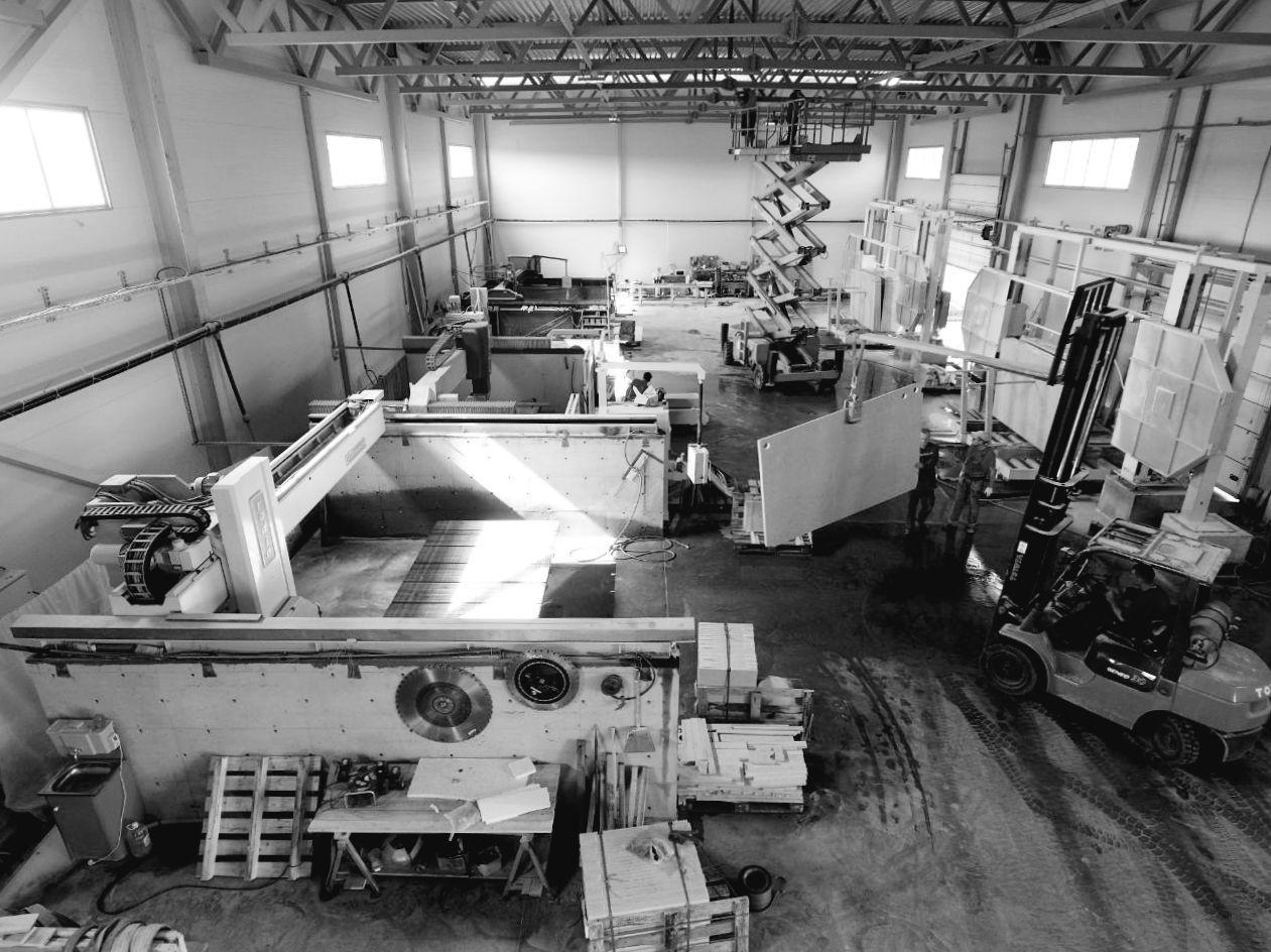 производство камнеобработки