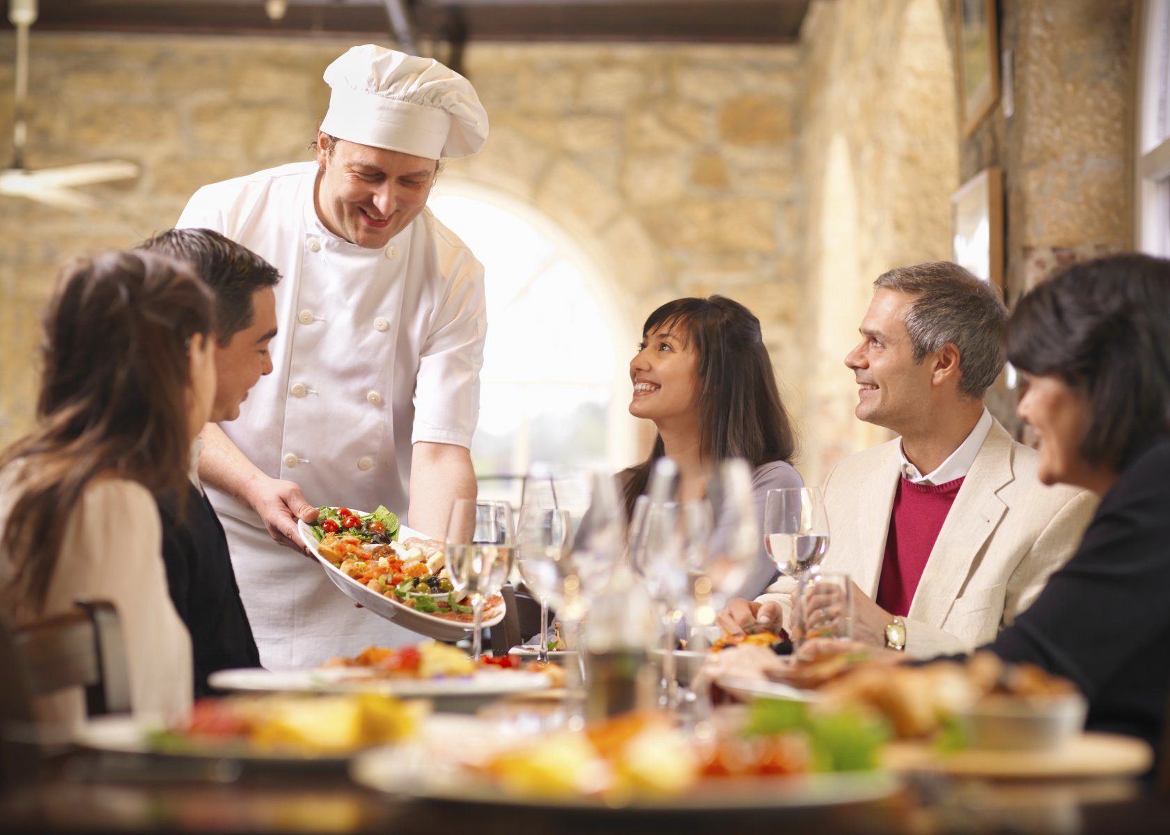 describing a restaurant Cambridge ielts 8 speaking test | describe a restaurant that you enjoyed about a year ago, i was invited by a friend of mine to go for lunch at a local restaurant he actually chose it, not me, but it was.
