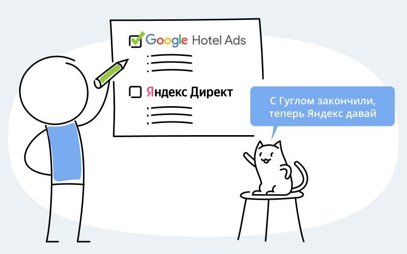 Контекстная реклама для гостиницы: чек-лист по настройке