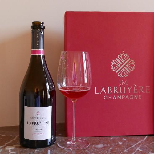 Champagne J.M. Labruyère Anthologie Rose NV