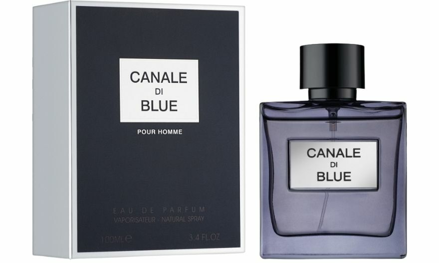 Canale Di Blue Fragrance World  - Arabian, Western and Middle East Perfumes - Muskat Gift Shop Kenya