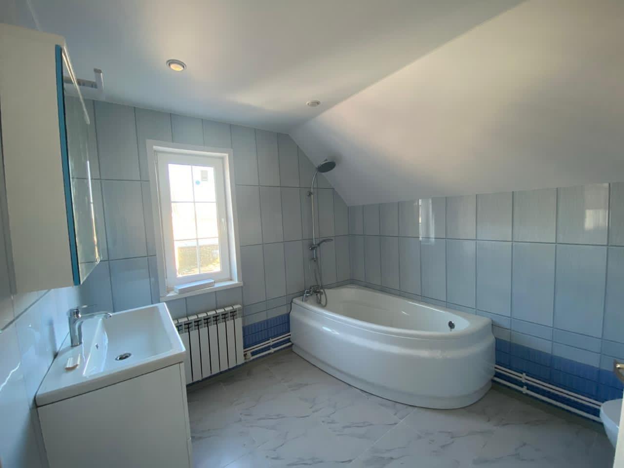 стиль дизайна ванной комнаты