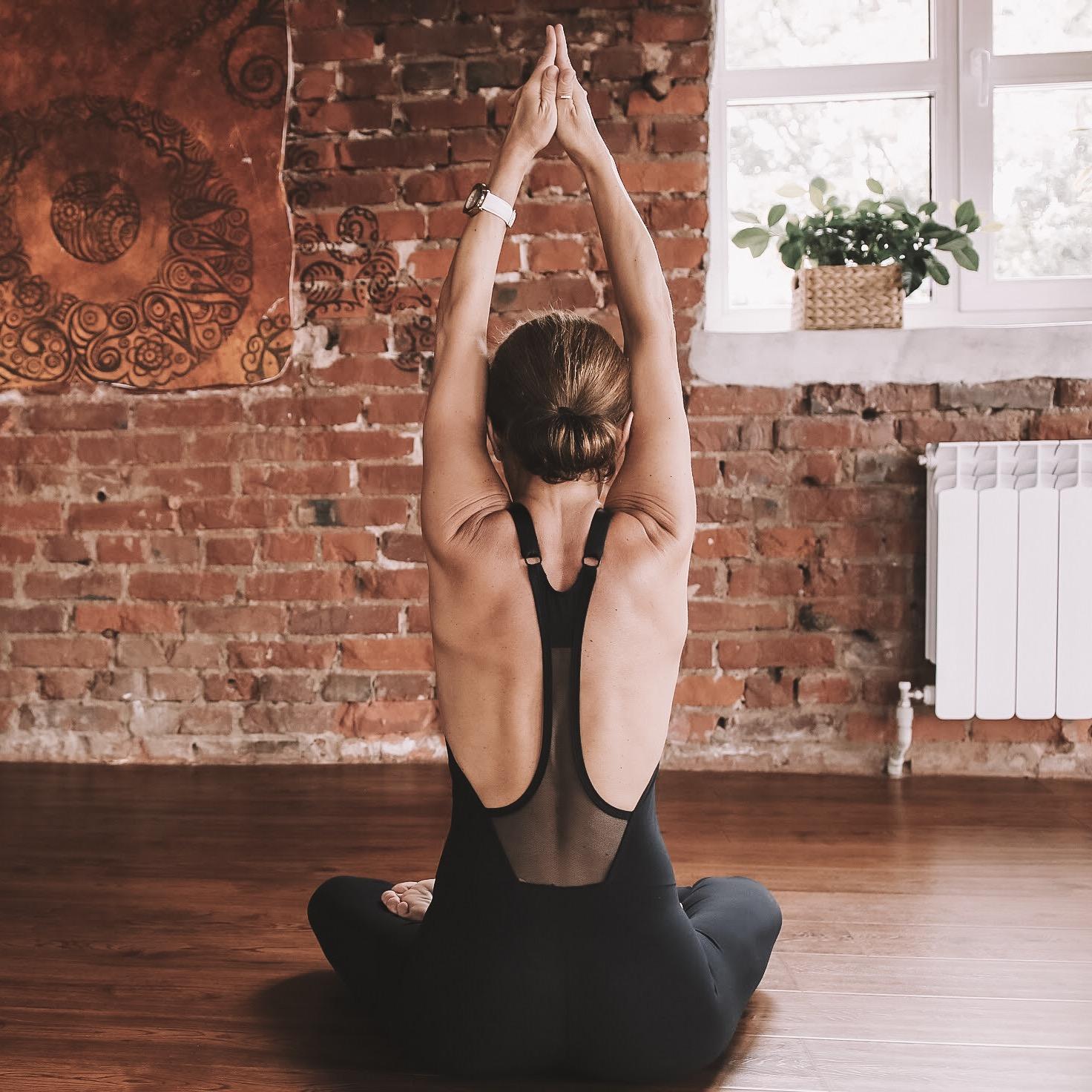 Похудеть помощью йоги