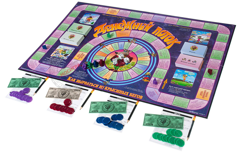 настольная игра денежный поток купить