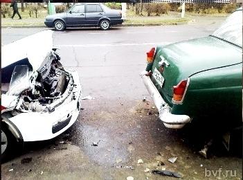 старое и новое авто