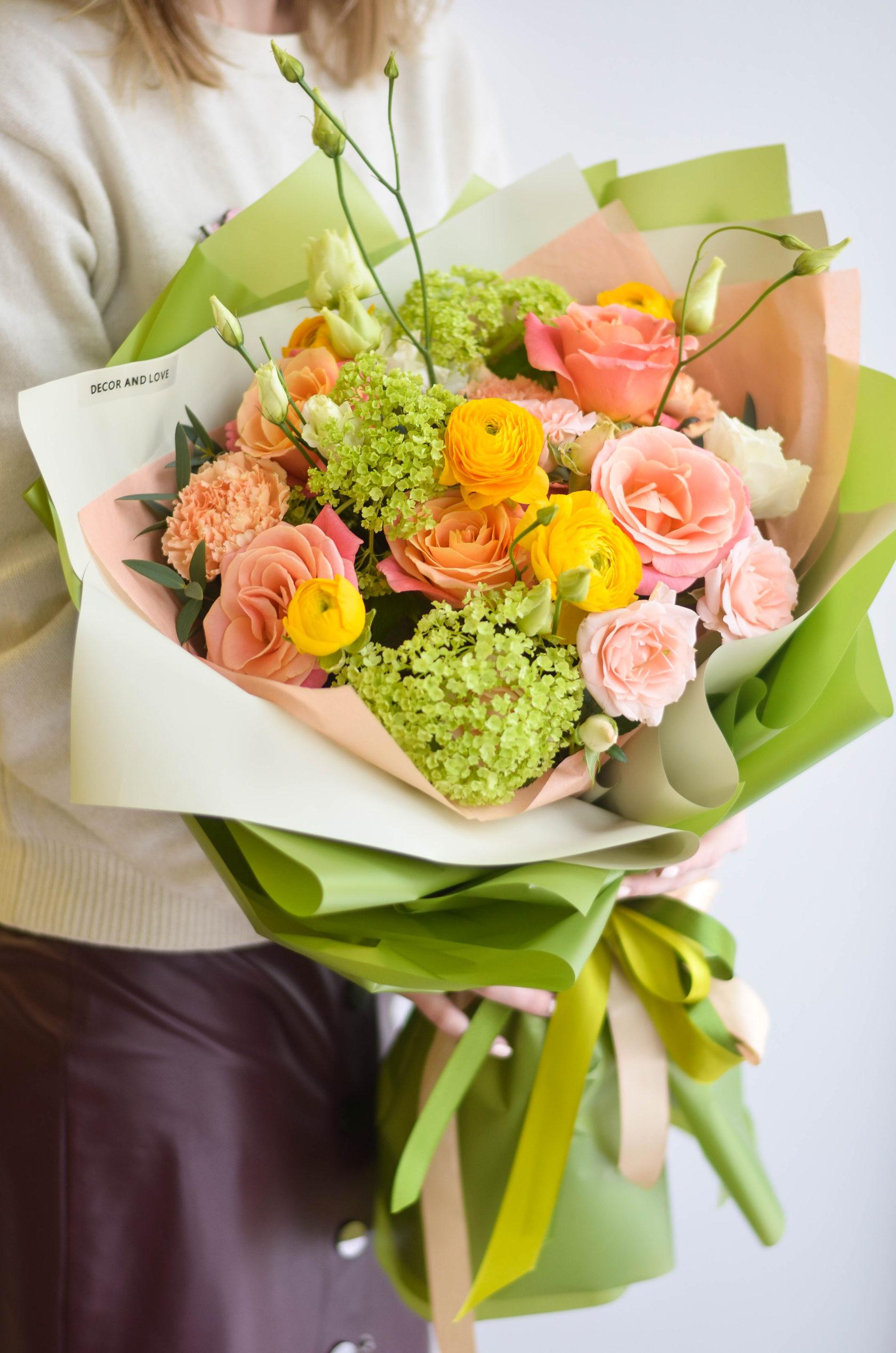 Букет, заказать доставку цветов в минске с оплатой по интернету