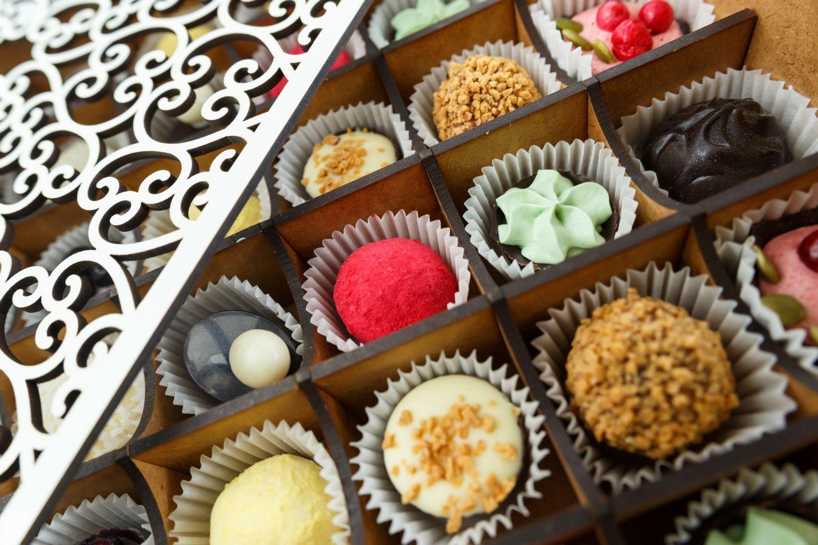 глубине души конфеты ручной работы фото рецепт членов комитета
