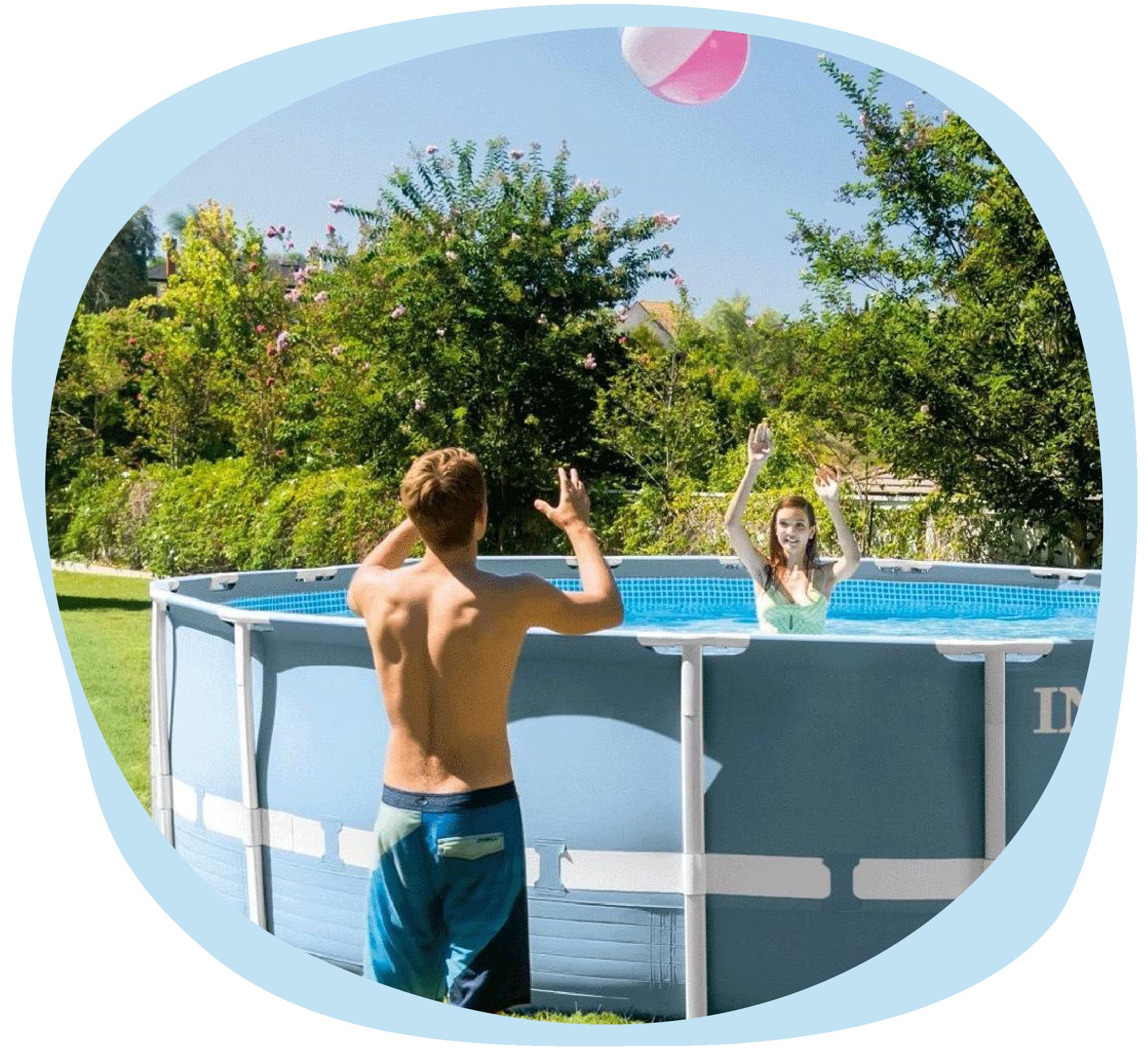 Купить надувной / каркасный бассейн в Беларуси с доставкой