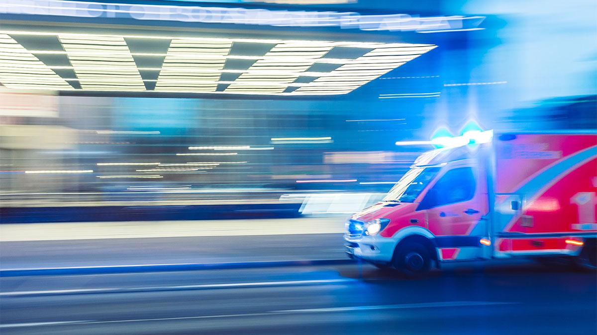 Несчастный случай на немецком языке