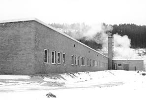 В 1962 році в промисловому парку Ед в Крамфорсі був відкритий новий завод ELPRESS