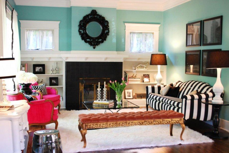 Выбор цветовой гаммы - интерьер квартиры