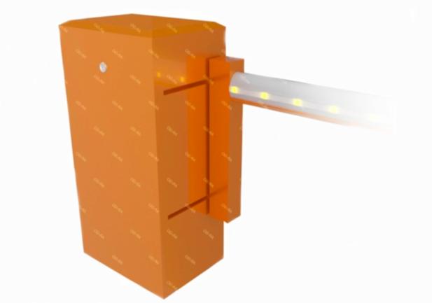 автоматический распашной шлагбаум SB