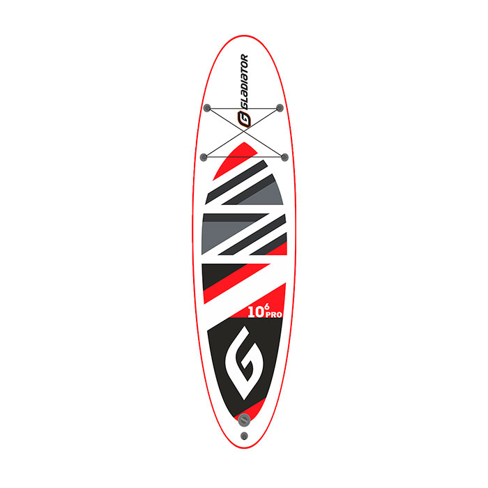 SUP-board Gladiator PRO 10'6