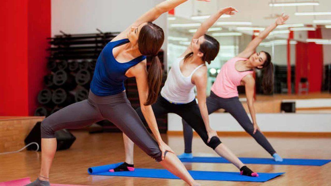 Йога для спортсменов