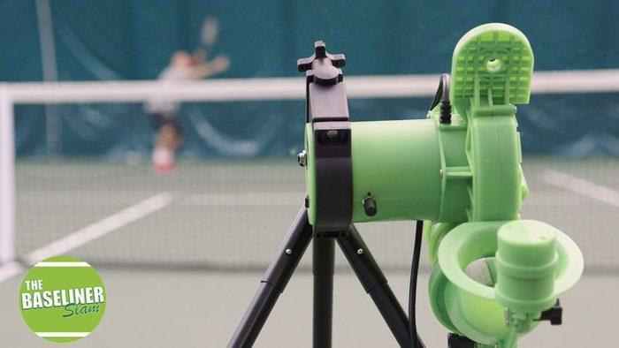 Пушка для теннисных мячей Baseliner Slam Tennis Machine