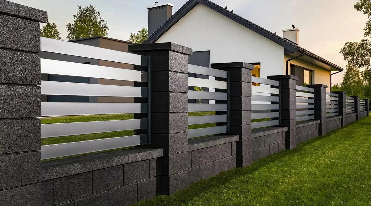 Как выбрать подходящий забор