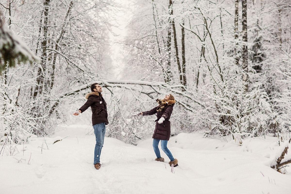 Фотосессии в зимнем лесу вакансии веб моделью