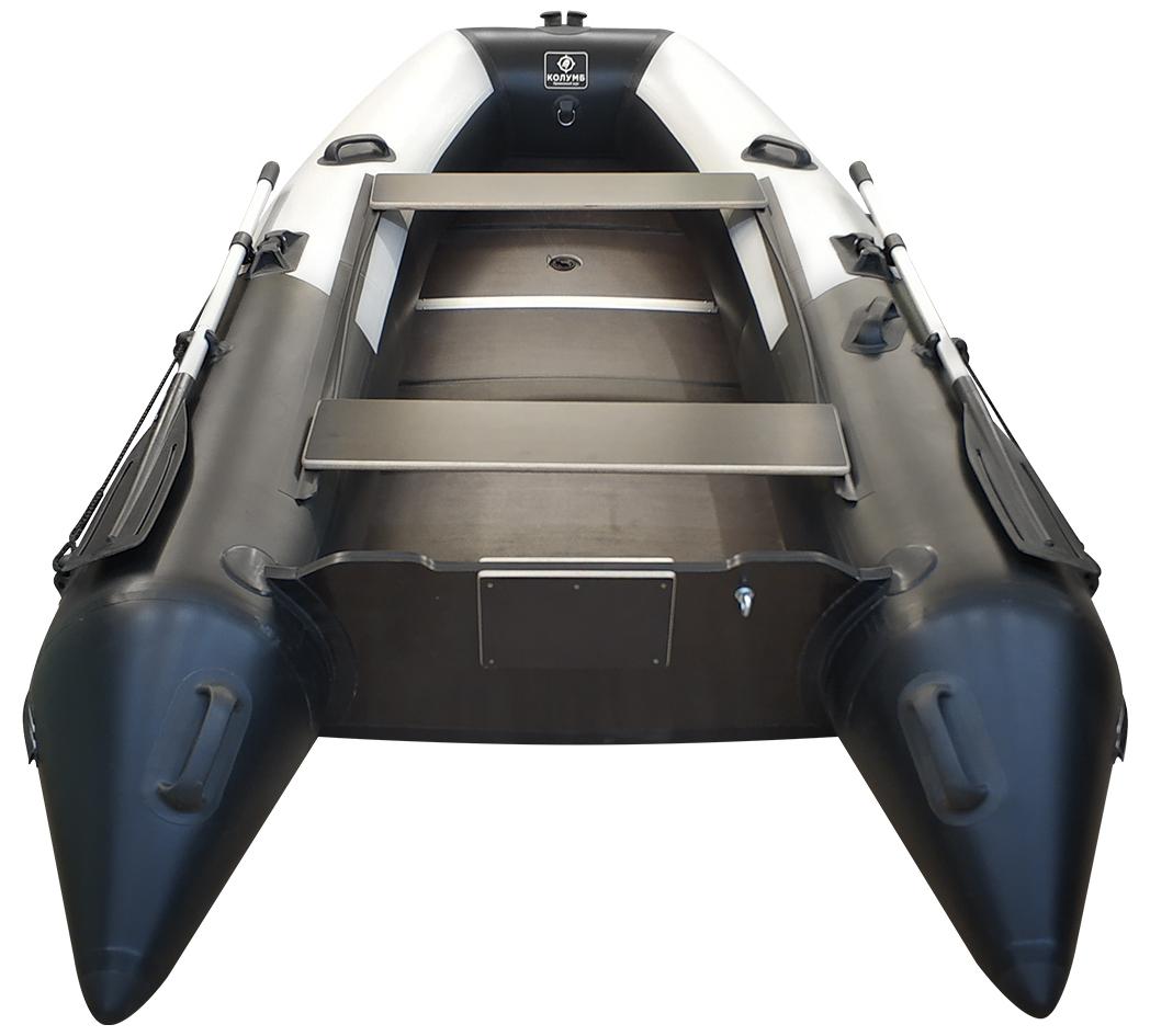 Моторная лодка М300К с килем