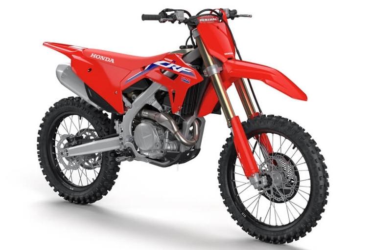 Первый выезд: Honda CRF450R 2022 года