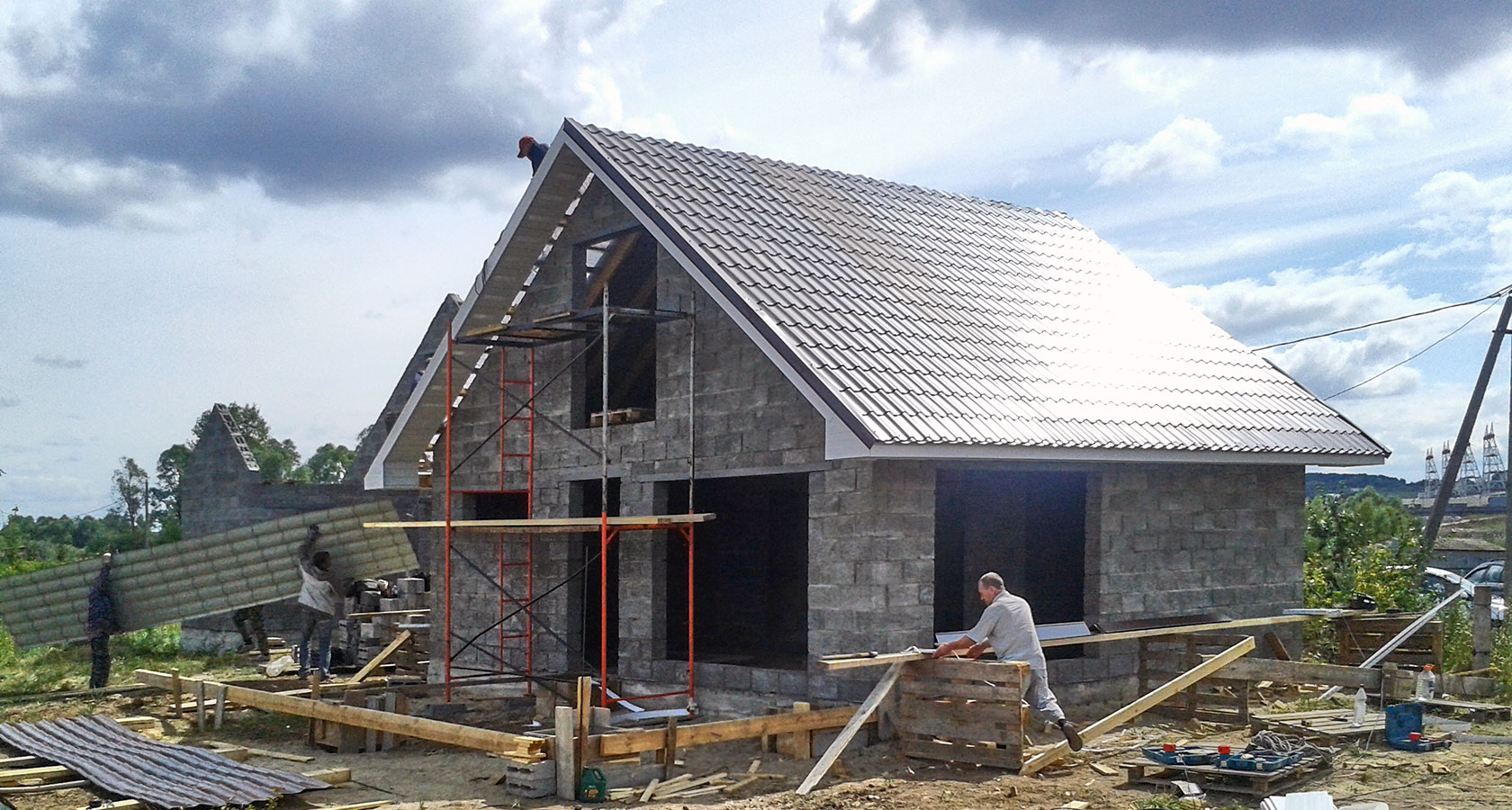Строительство керамзитобетона цементный раствор пропорции для фундамента в ведрах
