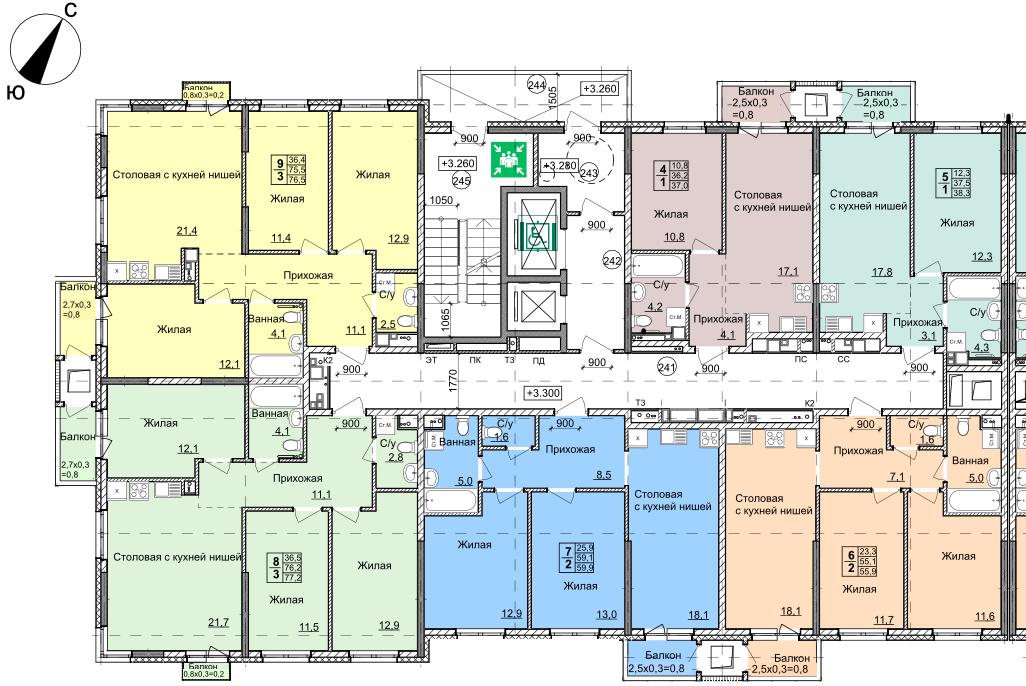 купить квартиру в жк авангард