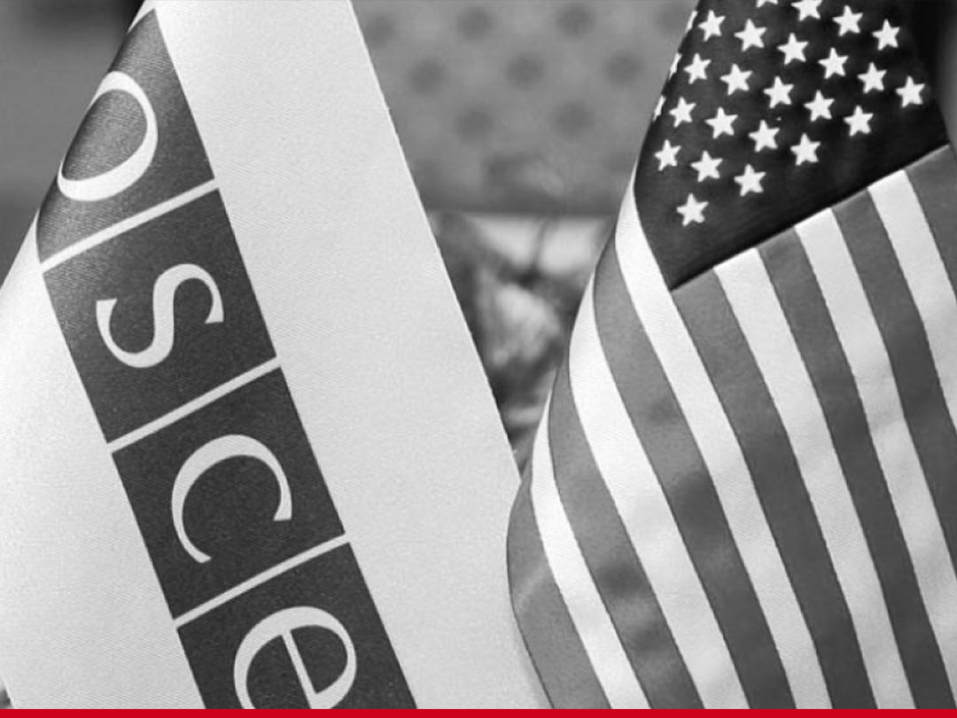 США при ОБСЕ о нелегитимности ВНС