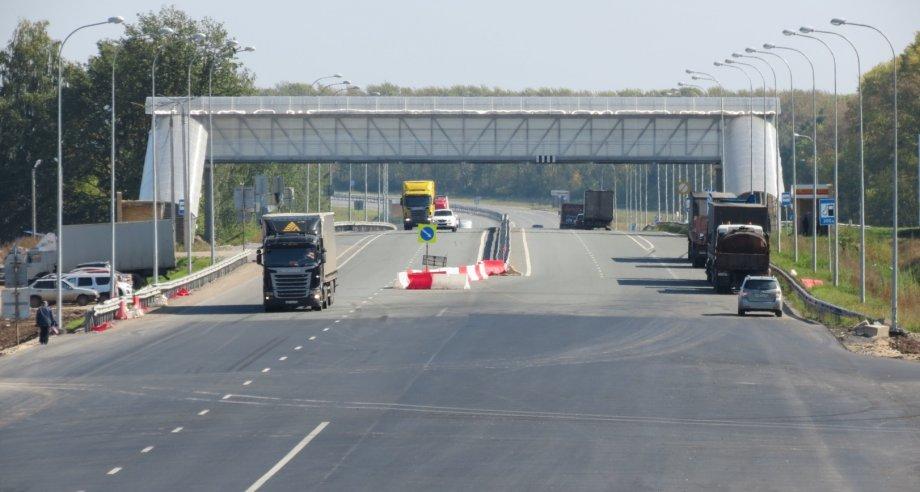 В России впервые вводятся ограничения для передвижения по дорогам автомобилей с низким экологическим классом (фото: ФКУ «Упрдор «Прикамье»)