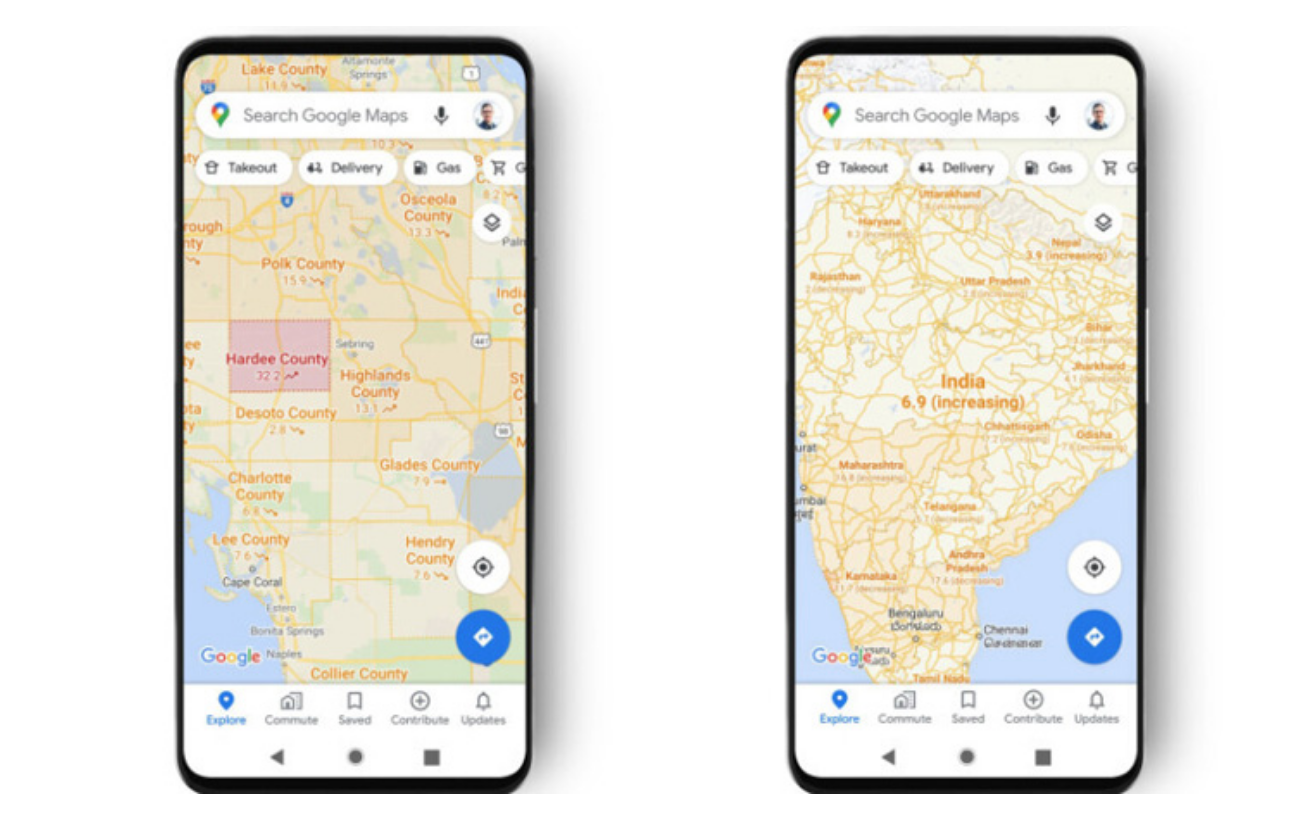 Google maps и Junior IT курсы программирования для детей