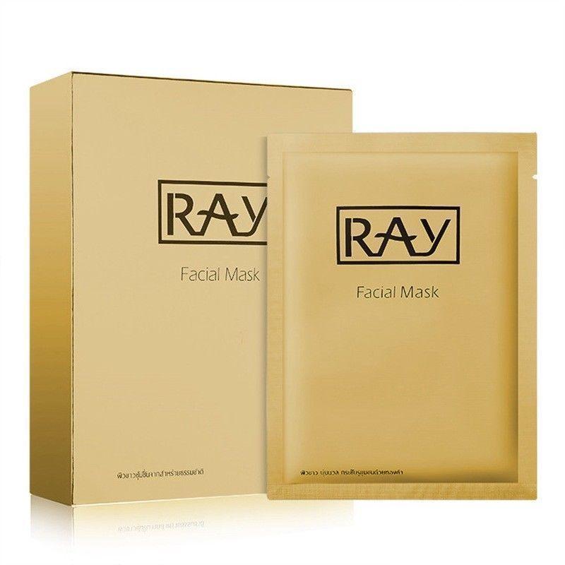 RAY Gold Facial Mask омолаживающая маска для лица