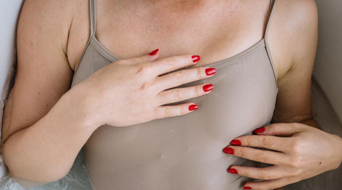 Как правильно проводить самообследование груди - фото 1